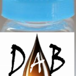 DAB Drops Formula 2 Break up dabs from fabric.