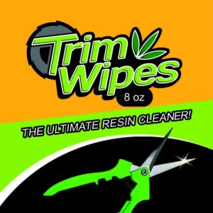 TrimWipes label